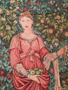 Pomona Tapestry - The Goddess of Abundance
