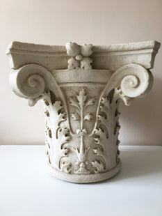 Tuscan Column Capital