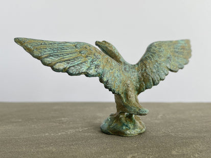 Bronze Eagle Statue (Small)