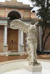 Nike Life-size Statue (Large) - Winged Victory of Samothrace