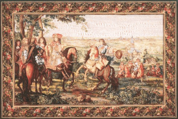 The Capture of Lille Tapestry (Large)