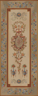 Bouquet Portiere Tapestry