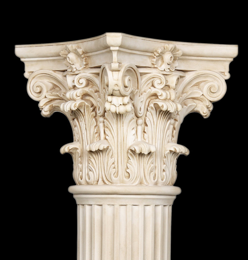 corinthian column capital