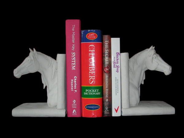 Horse Bookends in Pair
