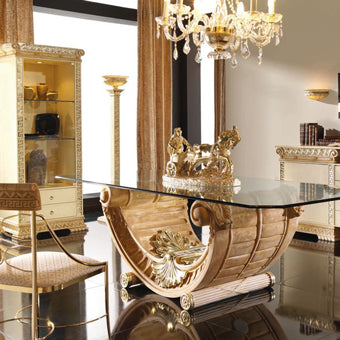 Themed interior design project with Greek furniture