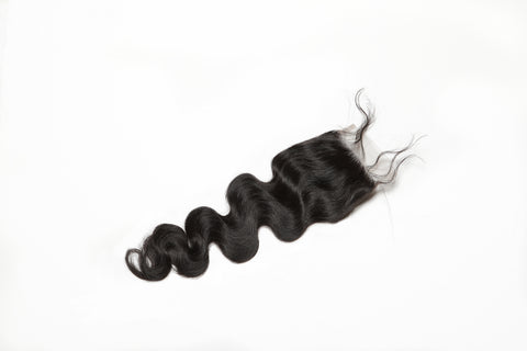 Selfie Collection Body Wave Closure