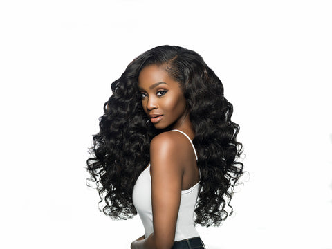 Selfie Collection Peruvian Loose Wave