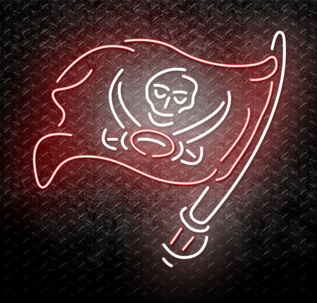 NFL Tampa Bay Buccaneers Neon Sign