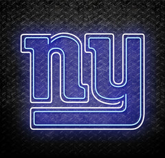 NFL New York Giants Neon Sign