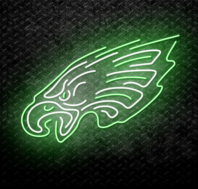 NFL Philadelphia Eagles Neon Sign