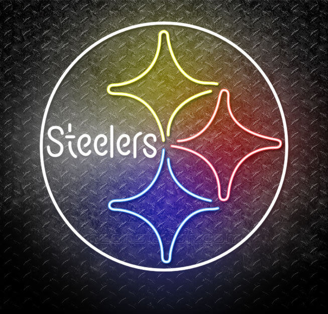 NFL Pittsburgh Steelers Neon Sign
