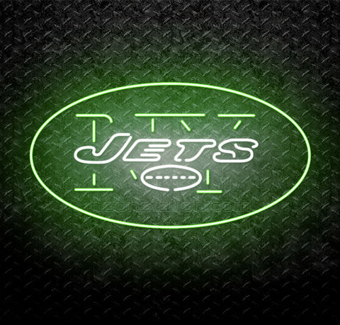 NFL New York Jets Neon Sign