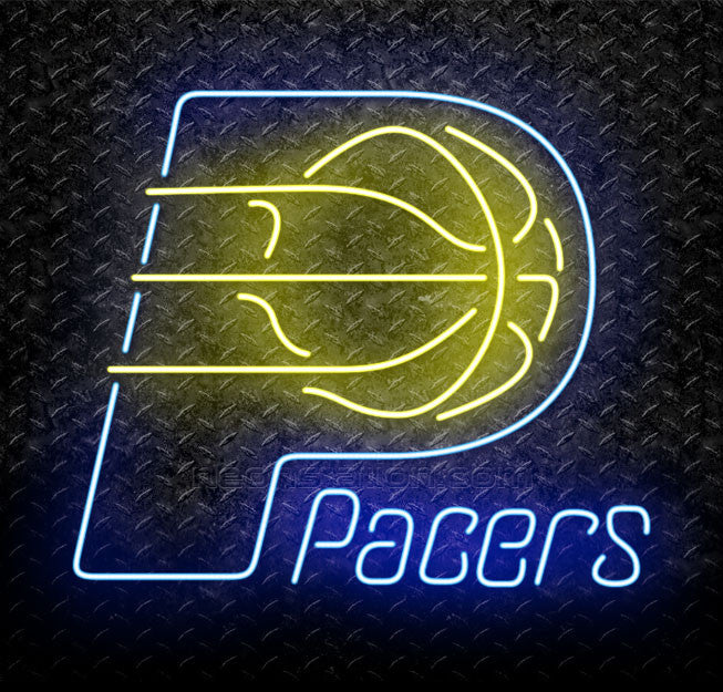 NBA Indiana Pacers Neon Sign