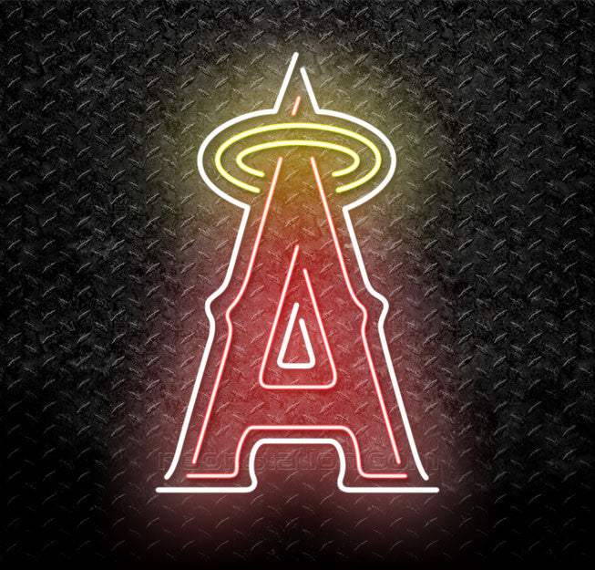 MLB Los Angeles Angels Neon Sign