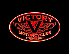 Victory Motorcycles Polaris Portland LED Sign
