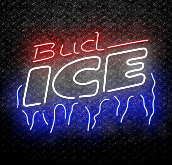 Bud Ice Neon Sign