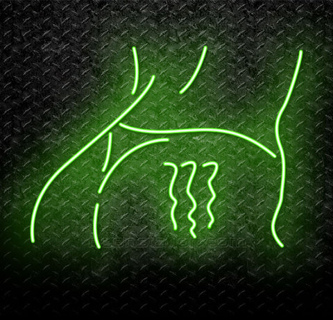 Monster Energy Bikini Girl Neon Sign
