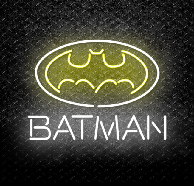 Batman Neon Sign
