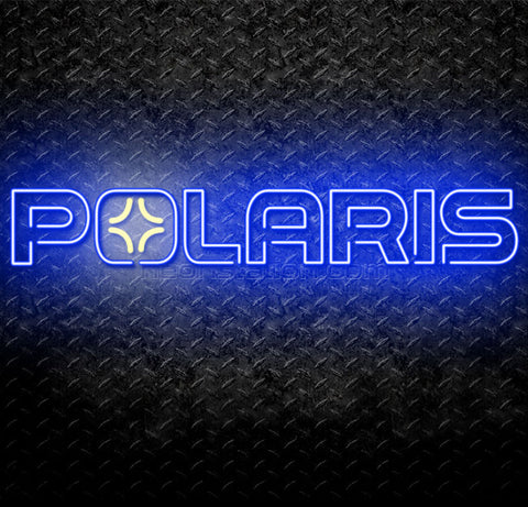 Polaris Neon Sign