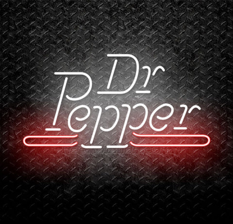 Dr Pepper Neon Sign