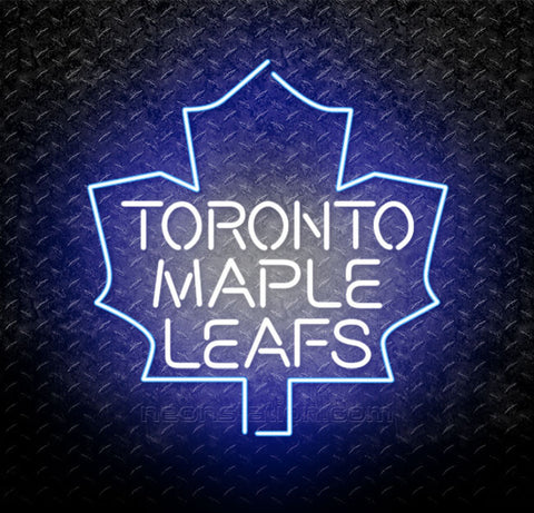 NHL Toronto Maple Leafs Neon Sign