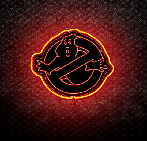 Ghostbusters 3D Neon Sign