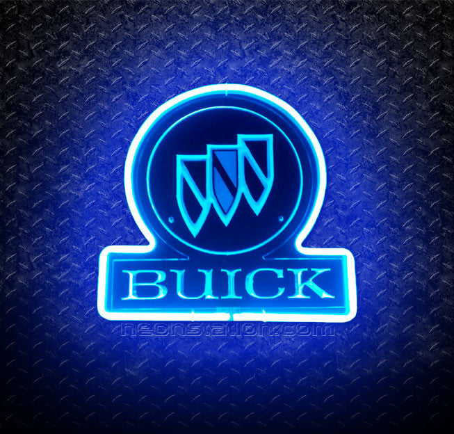 Buick 3D Neon Sign