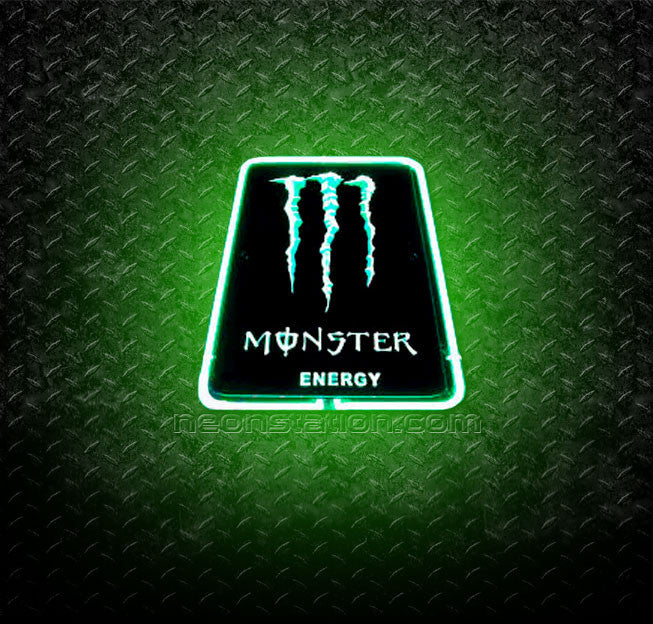Monster Energy 3D Neon Sign