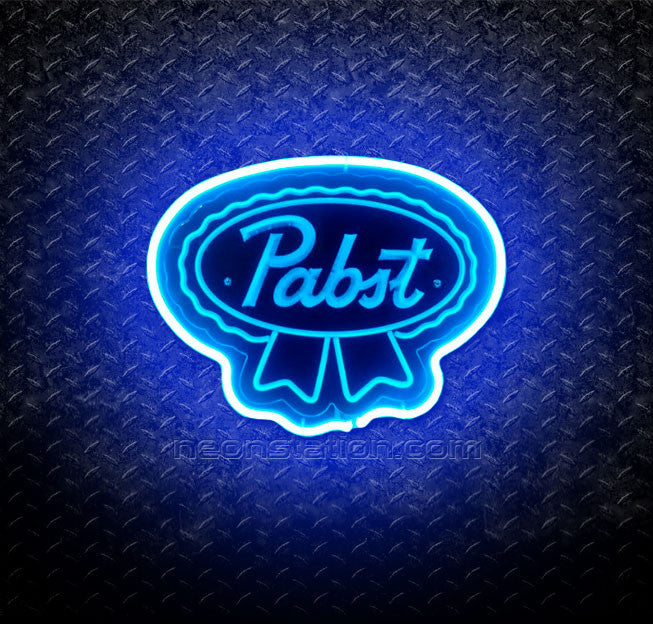 Pabst 3D Neon Sign