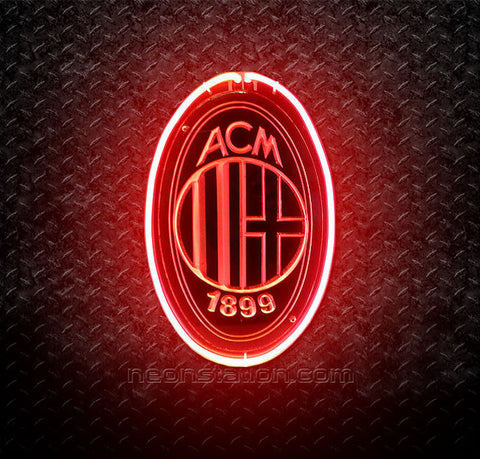 ACM AC Milan 1899 3D Neon Sign