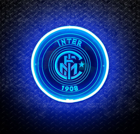 FC Inter Milan 1908 3D Neon Sign