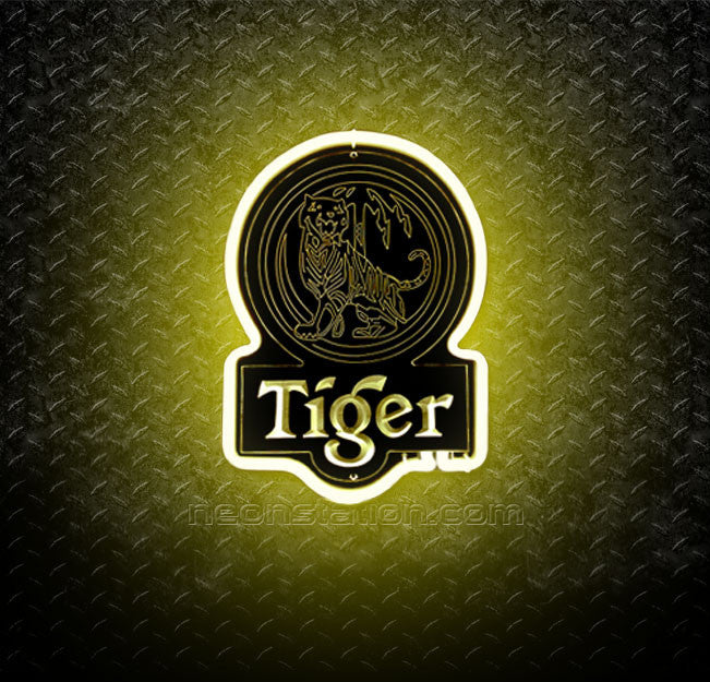 Tiger Beer 3D Neon Sign