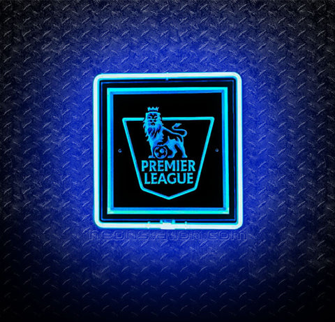 Barclays Premier League 3D Neon Sign