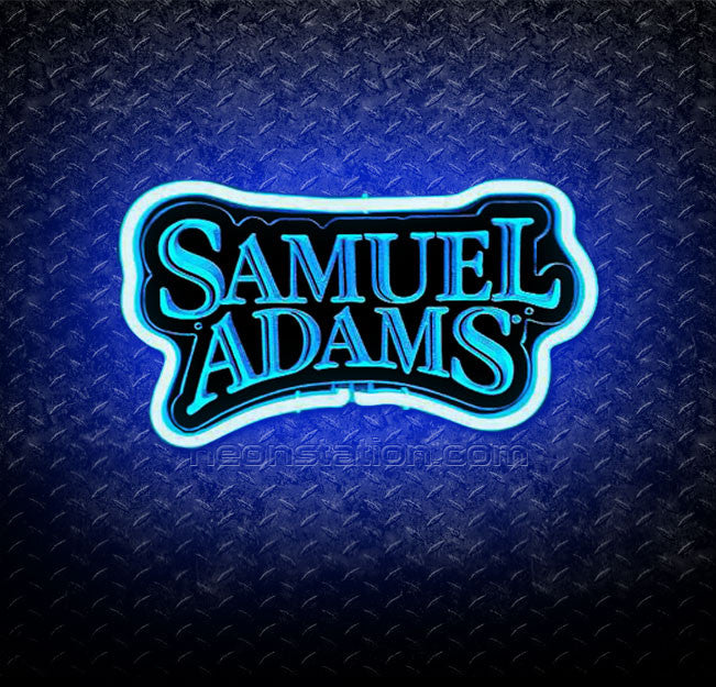Boston Samuel Adams 3D Neon Sign