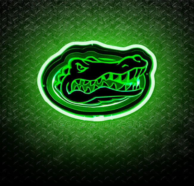 NCAA Florida Gators 3D Neon Sign