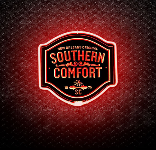 Southern Comfort New Orleans Original 3D Neon Sign
