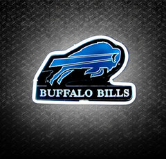 NFL Buffalo Bills 3D Neon Sign