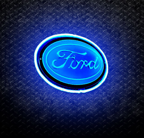 Ford 3D Neon Sign