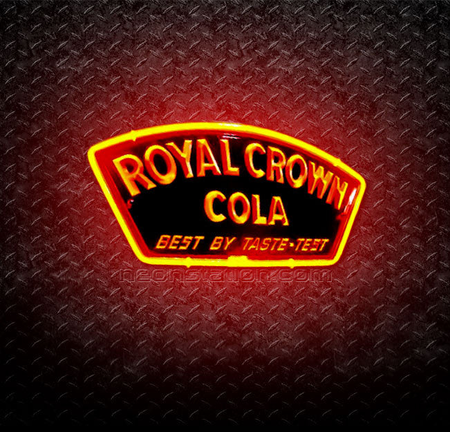 Crown Royal Cola 3D Neon Sign
