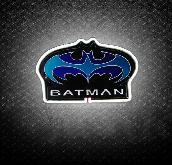 Batman 3D Neon Sign