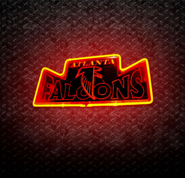 NFL Atlanta Falcons 3D Neon Sign