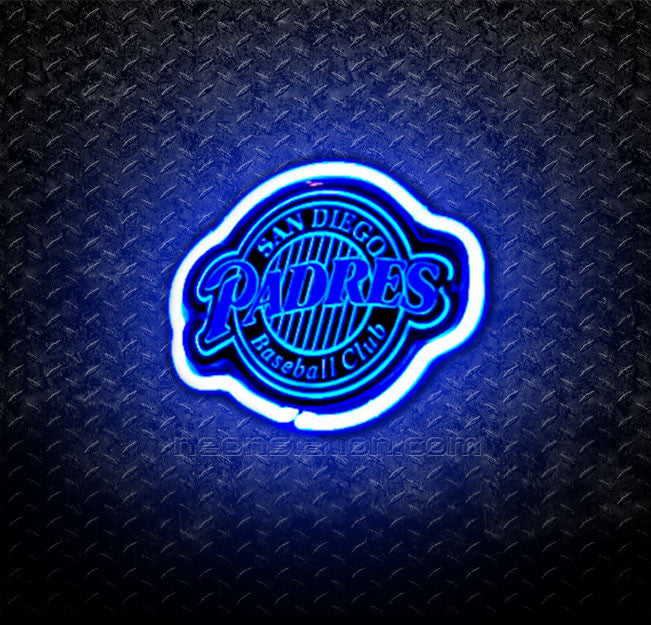 MLB San Diego Padres 3D Neon Sign