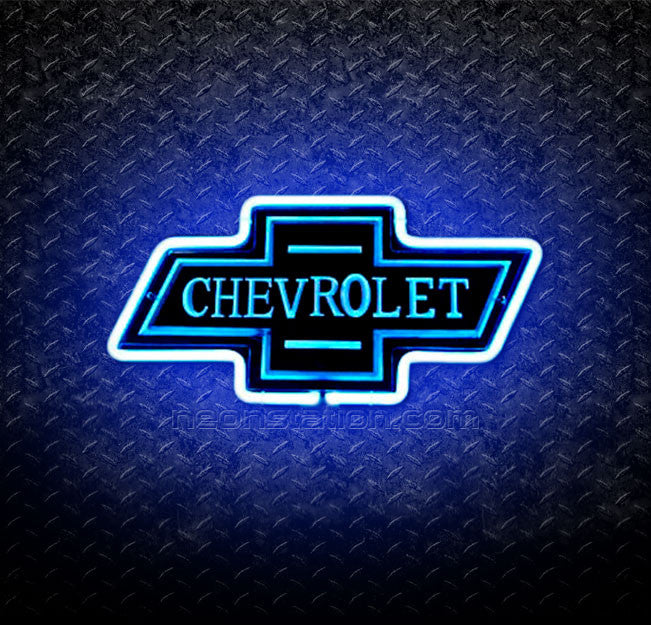 Chevrolet Chevy 3D Neon Sign