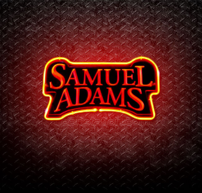 Samuel Adams 3D Neon Sign