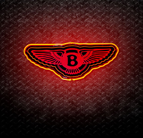 Bentley Motors Limited 3D Neon Sign
