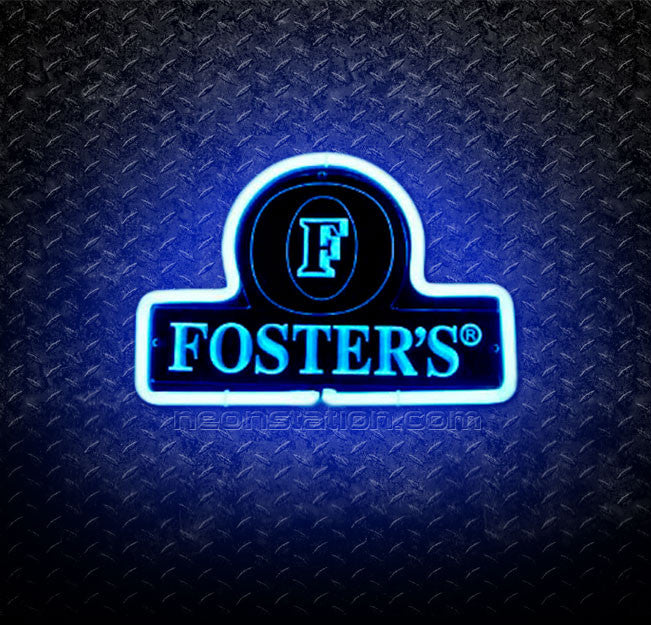 Fosters 3D Neon Sign