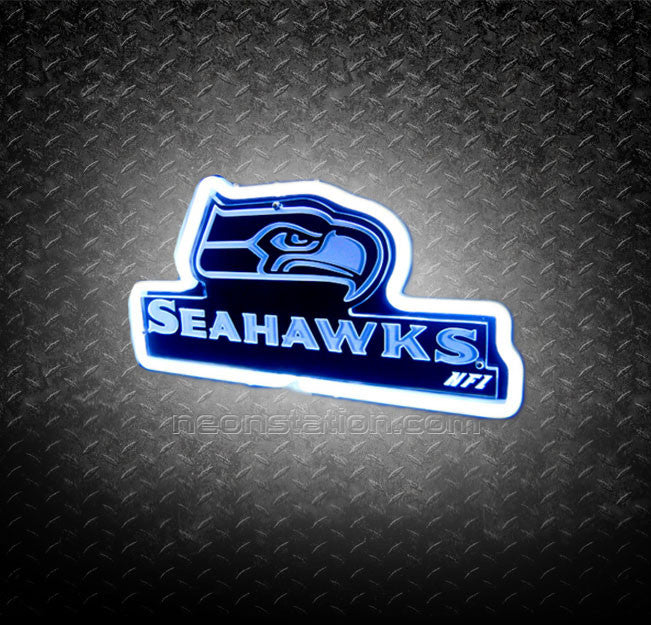 NFL Seattle Seahawks 3D Neon Sign