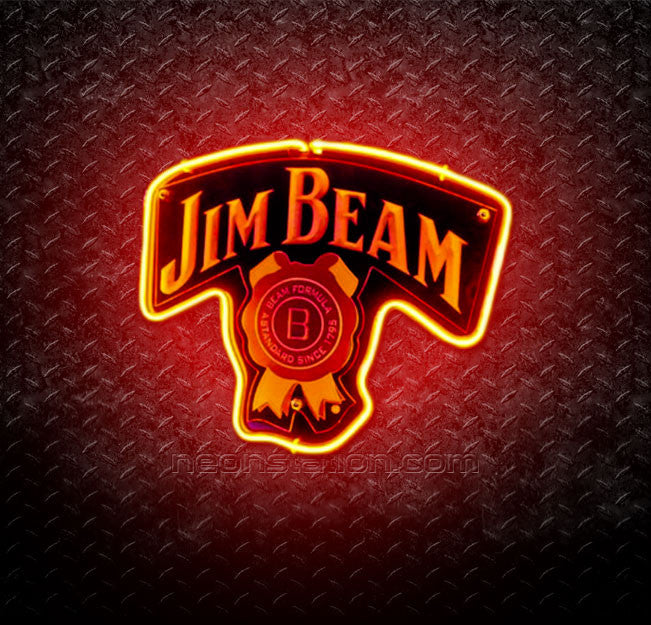 Jim Beam 3D Neon Sign