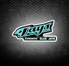 MLB Toronto Blue Jays 3D Neon Sign