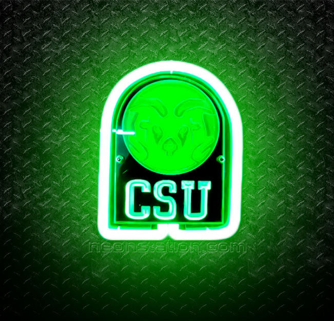 NFL CSU Rams 3D Neon Sign